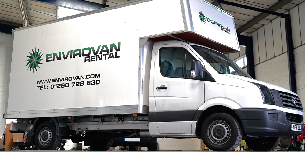 Luton Van Medium RES