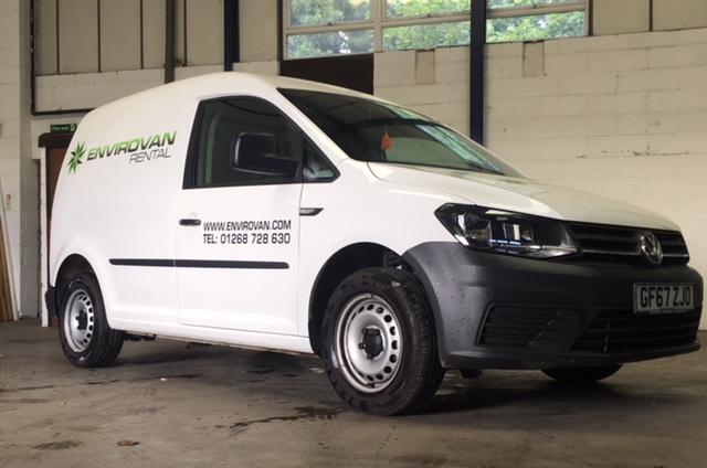Caddy Van – Envirovan Rental