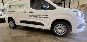 Vauxhall Combo - Small van